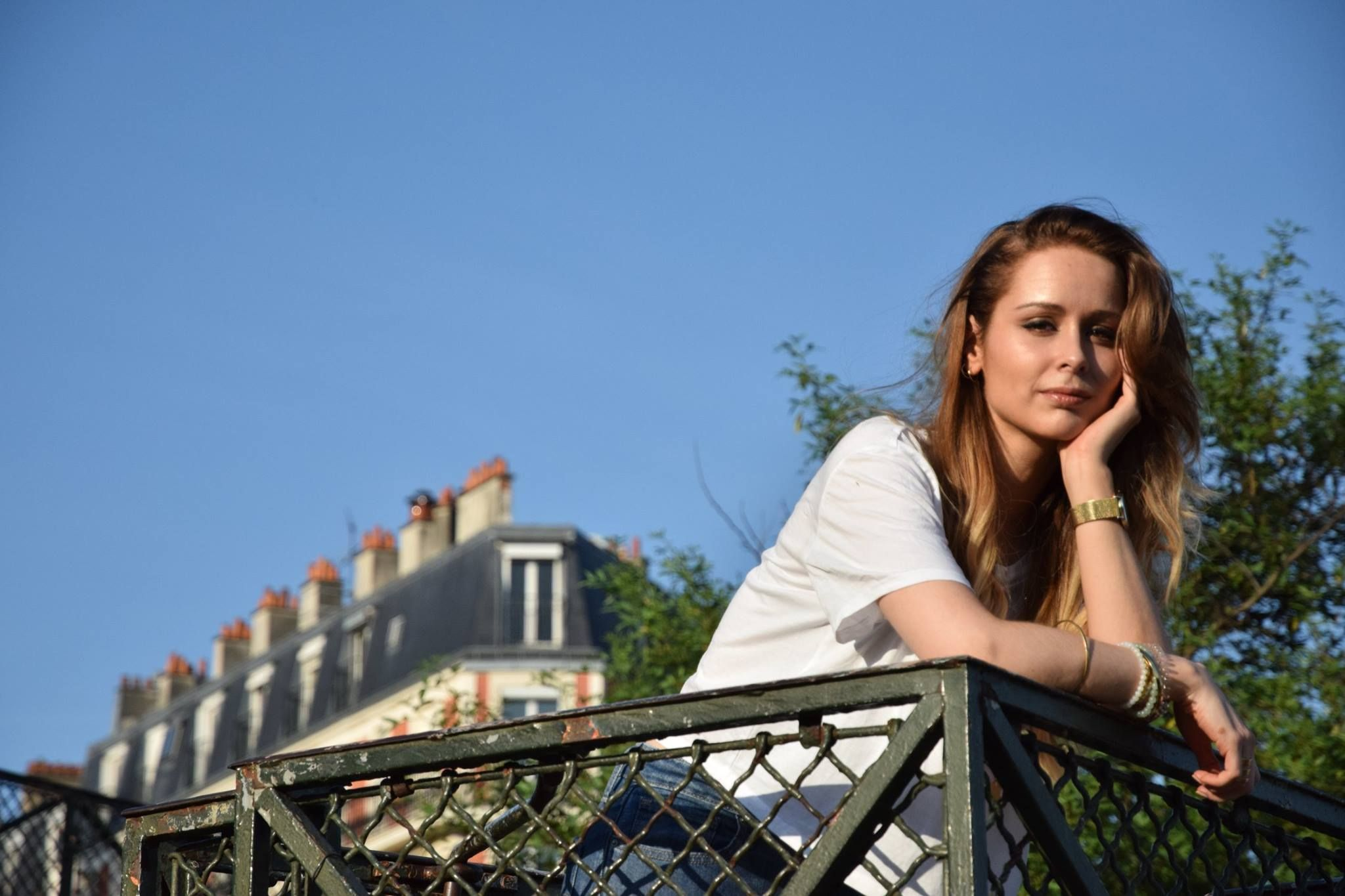 Marlène Bouchard, aventurière en devenir